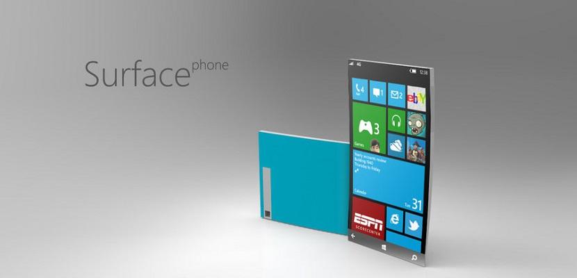 Tecnologia Tecnologia Surface Phone pretende ser el smartphone más potente del mercado