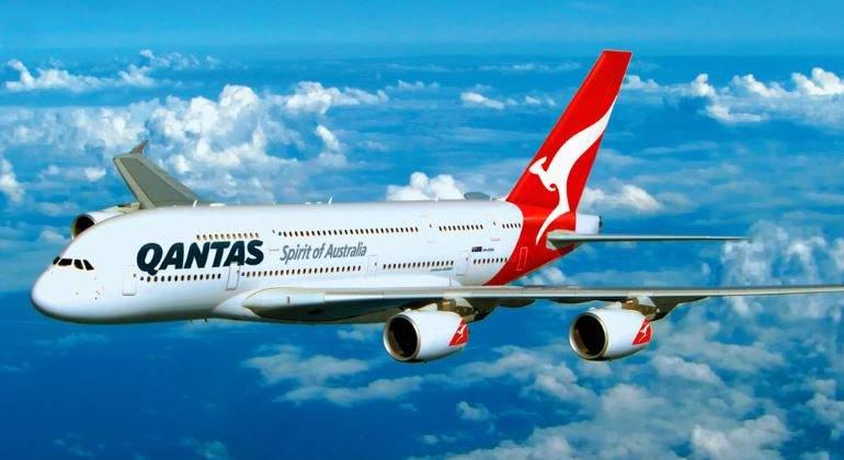 Europa Europa Qantas anuncia el primer vuelo sin escalas entre Europa y Australia en 2018