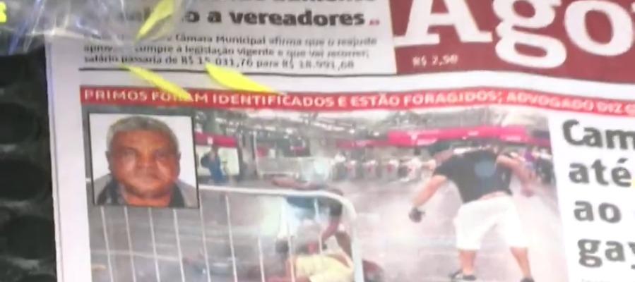 Gays Gays Golpean hasta la muerte a un vendedor ambulante por defender de una agresión a un transexual en el metro