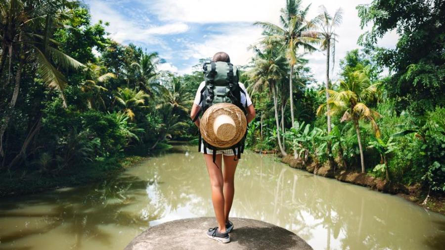 Viajes Viajes El secreto de la felicidad no es casarse o tener un hijo, sino viajar