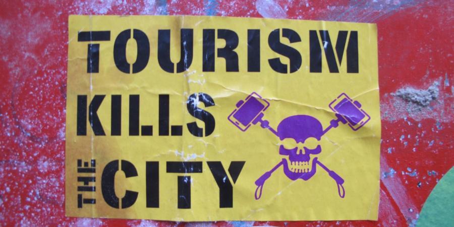 Turismo Turismo Tourists, go home. El rechazo a los visitantes crece en Barcelona