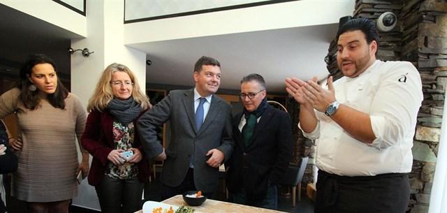 Restaurantes Restaurantes 'Ahora Capital' cita a las estrellas Michelin españolas con Huelva