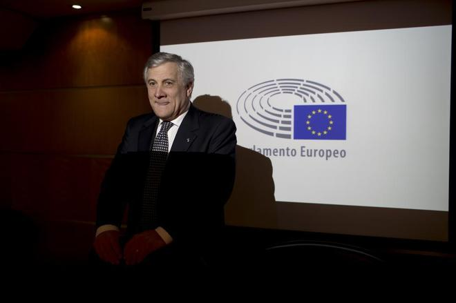 """Europa Europa Antonio Tajani: """"Tras el Brexit, España va a ser protagonista en la Unión Europea"""""""