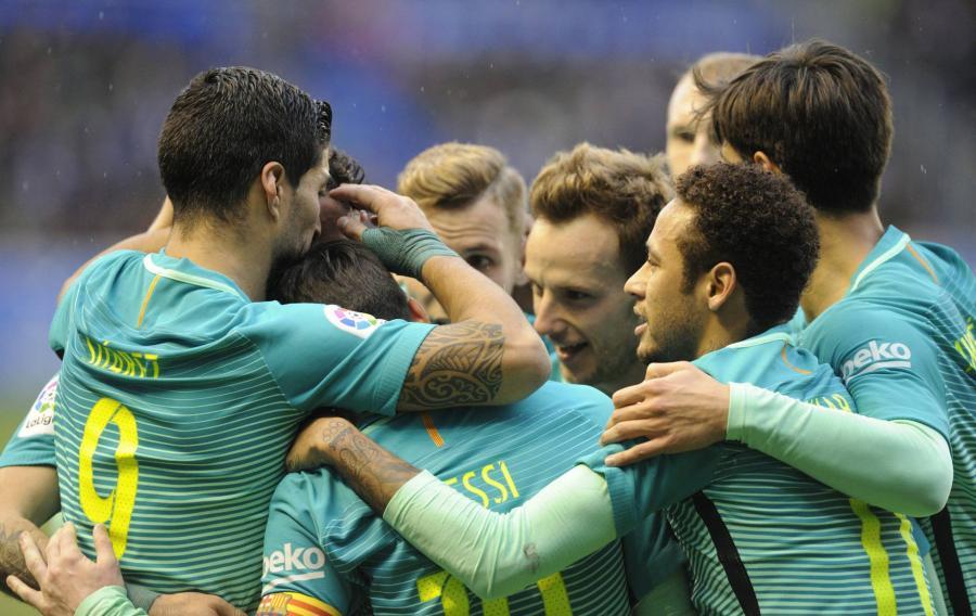 Deportes Deportes El Barcelona se enciende ante el Alavés
