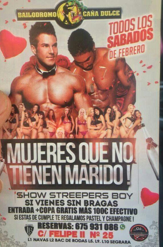 Actualidad Actualidad El Ayuntamiento actuará contra una discoteca por ofrecer 100¤ a las mujeres que vayan sin bragas