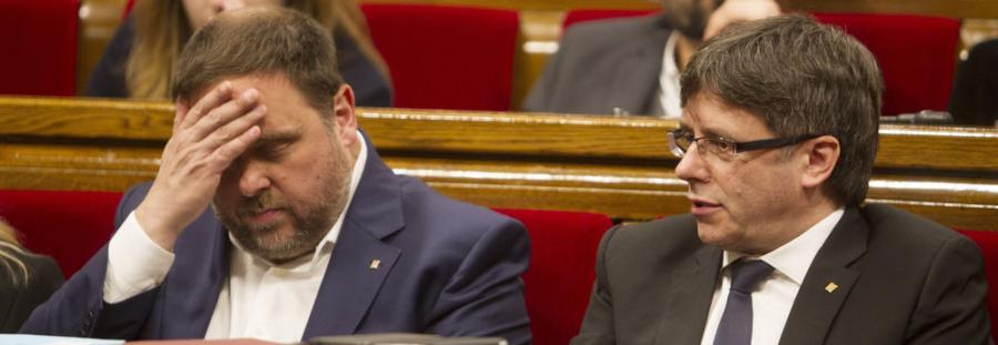 Actualidad Actualidad Un órgano creado por la Generalitat declara inconstitucionales los presupuestos del referéndum