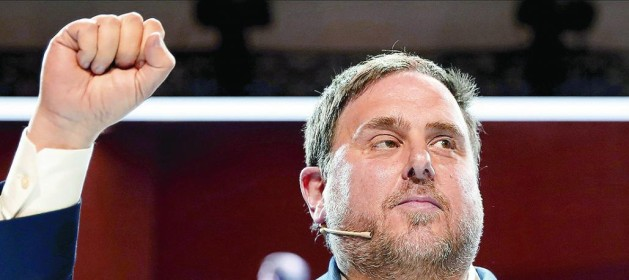 Actualidad Actualidad Junqueras prepara el divorcio de Puigdemont