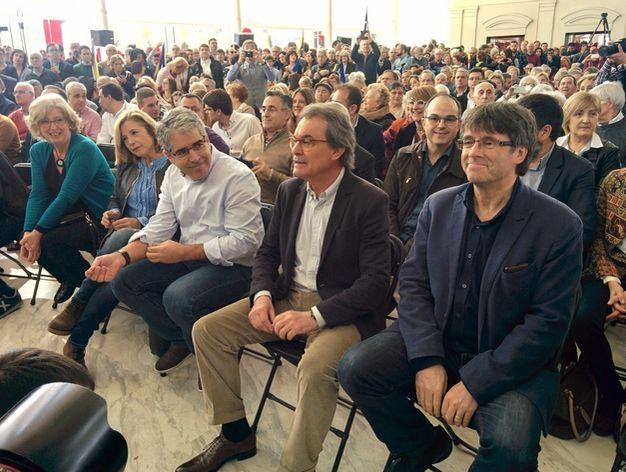 Actualidad Actualidad Puigdemont augura venganza si Cataluña no logra independizarse