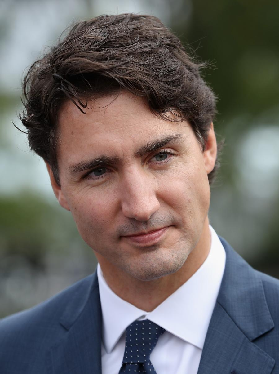 Actualidad Actualidad Justin Trudeau inicia proyecto para legaliza la marihuana en Canadá