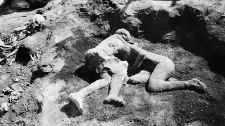 Gays Gays Roma gay: los amantes calcinados de Pompeya eran dos hombres