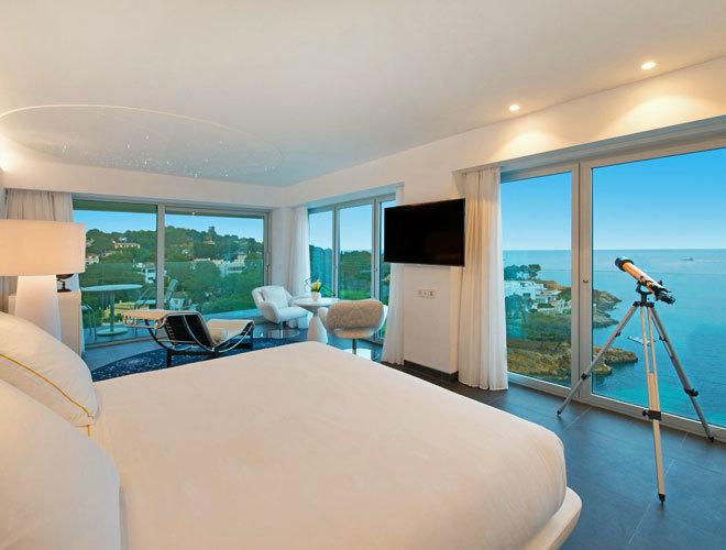 Turismo Turismo Un hotel en Mallorca con vistas al espacio exterior