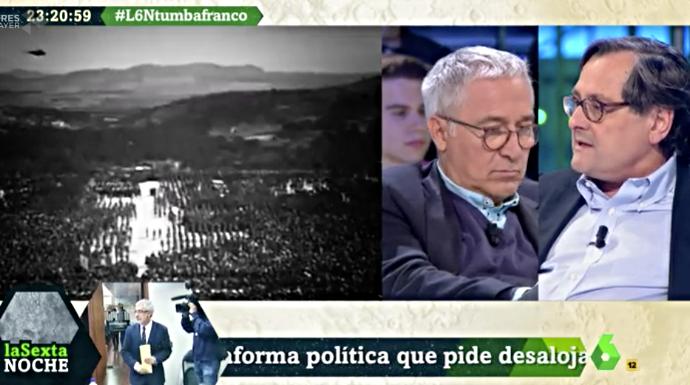 Actualidad Actualidad Una grave acusación familiar de Sardá a Marhuenda desata otra bronca en La Sexta