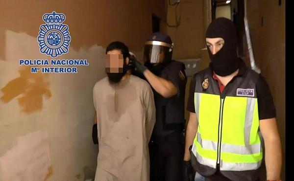 España España Detenidos tres yihadistas en Madrid, uno de ellos extremadamente peligroso