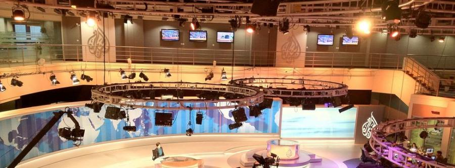 Actualidad Actualidad Al Jazeera, la televisión insurgente con la que Arabia Saudí quiere acabar