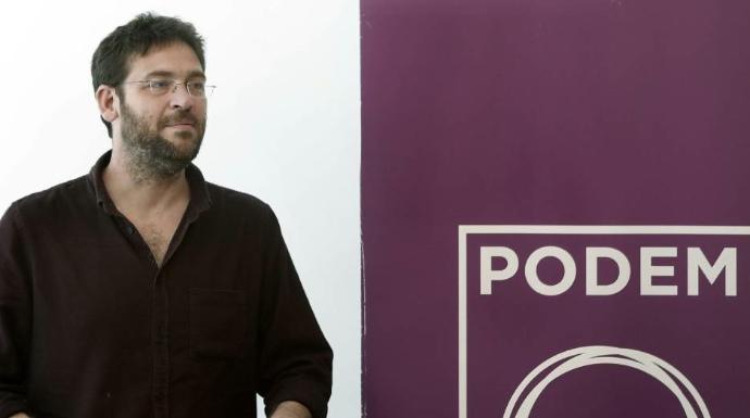 Actualidad Actualidad Fulminan al número dos de Podemos en Cataluña por oponerse al referéndum ilegal