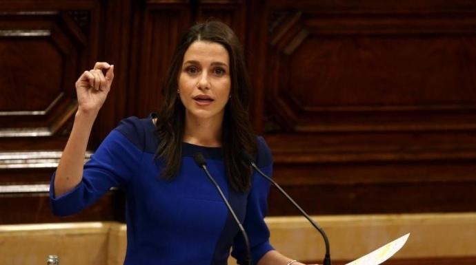 Actualidad Actualidad Arrimadas se harta y acorrala a Puigdemont en el Parlament en un minuto genial