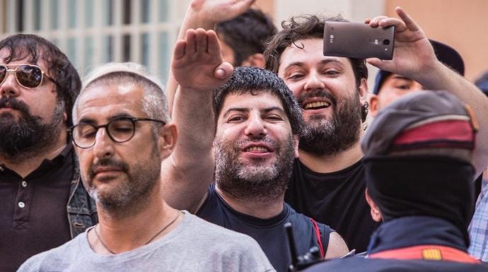 Actualidad Actualidad La CUP toma las calles: pinchan bicicletas turísticas y lo difunden en Twitter