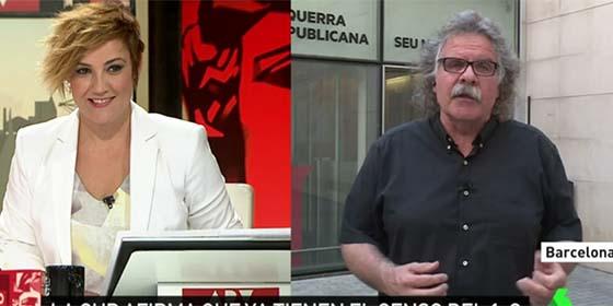 Actualidad Actualidad La asquerosa frivolidad de Joan Tardá: 'Me parece divertido que se le dé tanta relevancia al ataque de tres o cuatro personas a un bus turístico'