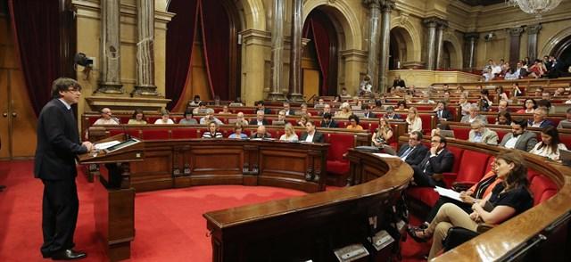 Actualidad Actualidad El Parlament deberá votar a otro presidente de la Generalitat si Puigdemont es inhabilitado