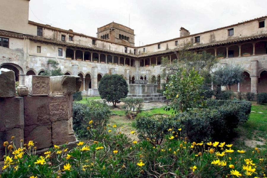 Actualidad Actualidad El monasterio que recibió a Colón tras el descubrimiento, en el limbo