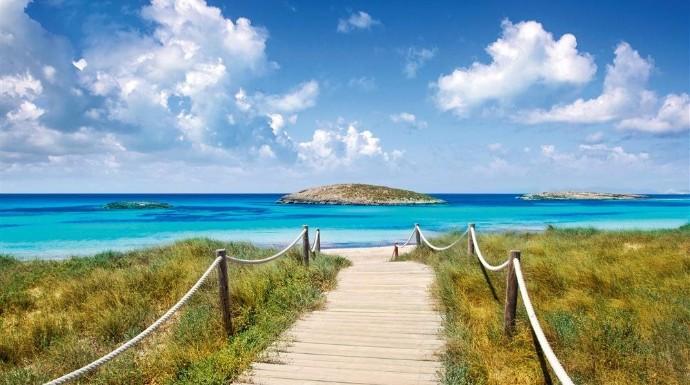 Turismo Turismo ¡El mapa definitivo! Las playas nudistas más espectaculares de España