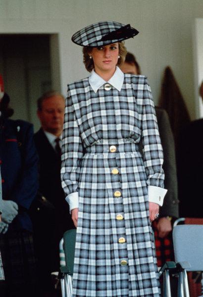 Moda Moda Los cuellos de Zara que ya llevó Lady Di