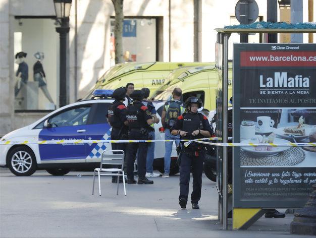 Actualidad Actualidad Detenida una tercera persona en Ripoll por su vinculación con los atentados
