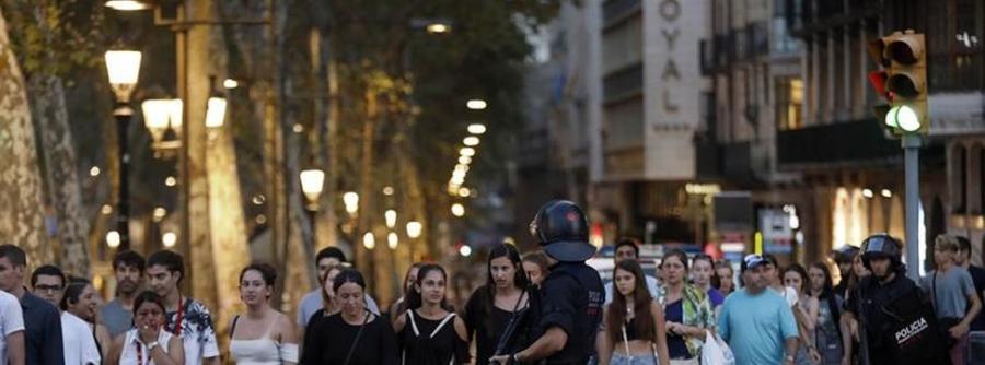 Actualidad Actualidad Las tres duras lecciones que deja el atentado de Las Ramblas