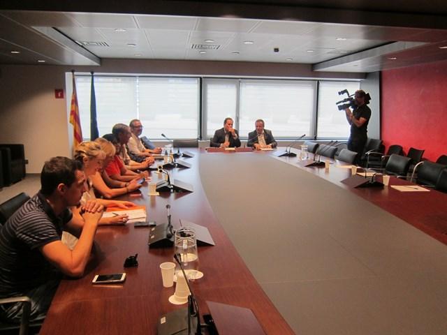 Actualidad Actualidad Eulen no acepta la propuesta del comité de huelga de readmitir a los trabajadores despedidos