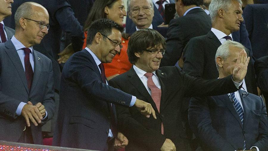 Deportes Deportes Barça: la paradoja de un equipo líder con el palco sitiado