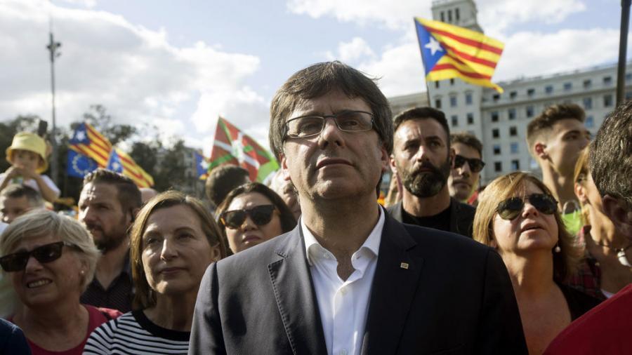 """Actualidad Actualidad El Gobierno tiene todo preparado para intervenir Cataluña """"en cinco días"""""""