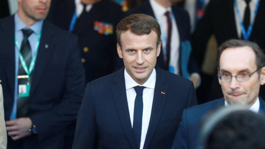 Actualidad Actualidad Macron: Solo conozco un interlocutor: España y Mariano Rajoy