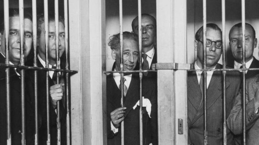 Actualidad Actualidad Pérez i Farrás, el antecesor de Trapero que acabó entre rejas en 1934 con todo el Govern.