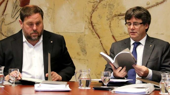 Actualidad Actualidad El bombazo que trama Puigdemont para evitar el 155 in extremis y reírse de todos