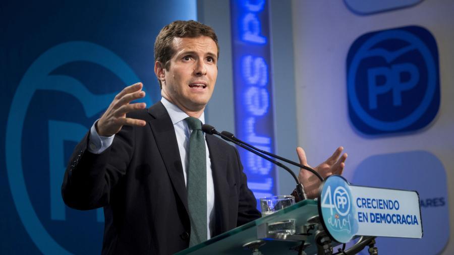 Actualidad Actualidad Crecen las voces en el PP que piden ilegalizar los partidos independentistas