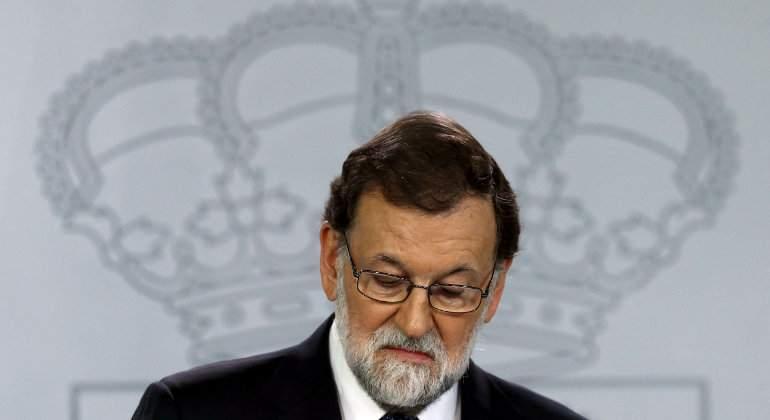 Actualidad Actualidad El Gobierno pedirá al Senado el cese de Puigdemont sin suspender el autogobierno de Cataluña