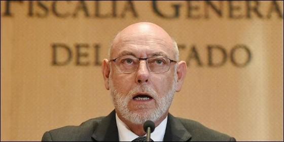Actualidad Actualidad El fiscal general del Estado ve 'casi obligada' la prisión provisional para Puigdemont
