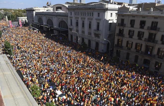 Actualidad Actualidad Elecciones Cataluña: Sociedad Civil, el despertar de la resistencia