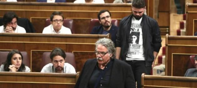 Actualidad Actualidad 204.000 euros al mes «cuestan» los parlamentarios de ERC y PDeCAT