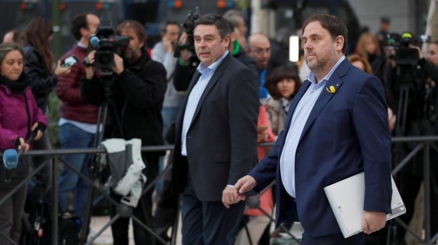 Actualidad Actualidad Elecciones Cataluña 21-D: La juez justifica la prisión incondicional a los ocho ex consellers por la fuga de Puigdemont
