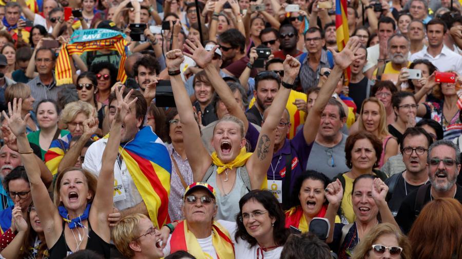 Actualidad Actualidad Las 40 mentiras del independentismo catalán