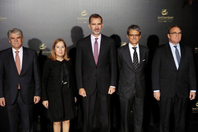 Actualidad Actualidad El Rey y Rajoy intentan una ofensiva final en la UE que salve la Agencia del Medicamento para Barcelona