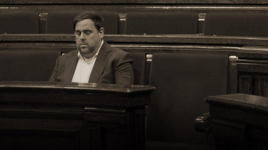 Actualidad Actualidad Junqueras pide al Supremo que le permita asistir a la constitución del Parlament