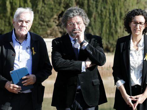 Actualidad Actualidad Maragall se perfila como presidente del Parlament tras la renuncia de Forcadell