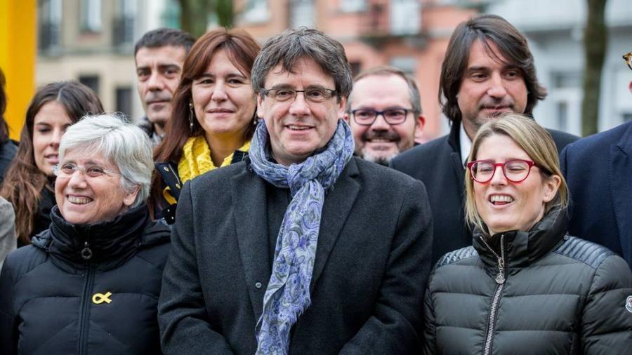 Actualidad Actualidad Puigdemont mantendrá su candidatura hasta el final para imponer un president de JxCAT