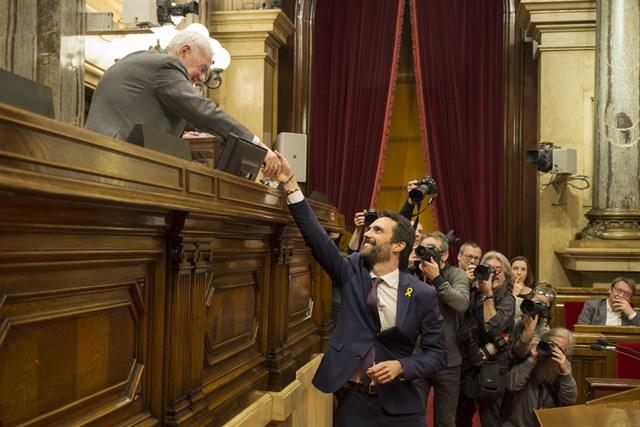 Actualidad Actualidad Torrent y Puigdemont cambian la sede de su reunión en Bruselas tras vetar el Gobierno la oficina de la Generalitat
