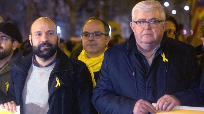 Actualidad Actualidad YA ERA HORA:La Guardia Civil considera a Òmnium y ANC 'tapaderas' del Govern para pagar el golpe con dinero público