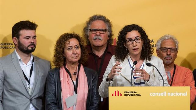 Actualidad Actualidad Cuando Puigdemont respira, ERC se ahoga