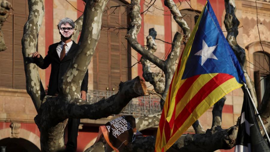 Actualidad Actualidad Elecciones Cataluña 2017: Puigdemont y ERC tienen todos los frentes abiertos y amenazan de nuevo con elecciones