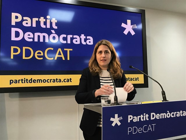 """Actualidad Actualidad Pascal (PDeCAT) reclama un Govern estable y """"dentro de la legalidad vigente"""""""